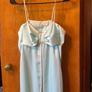 Kate Spade New York Bridal Charmeuse Chemise